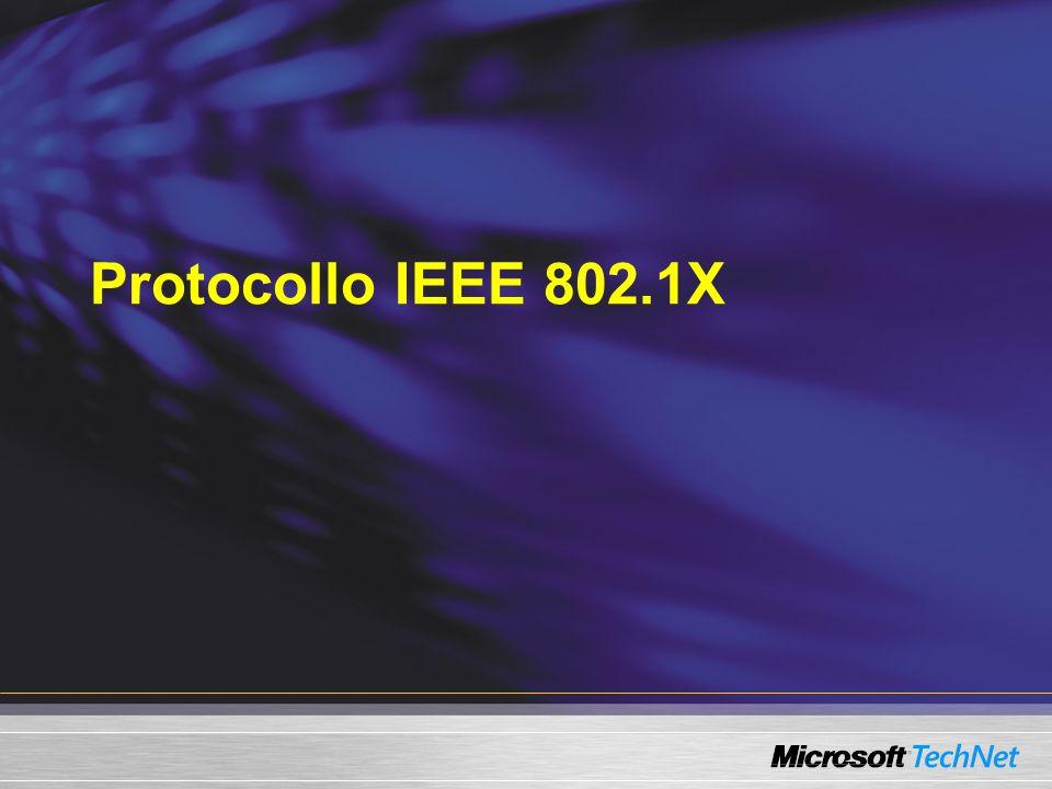 Protocollo IEEE 802.1X