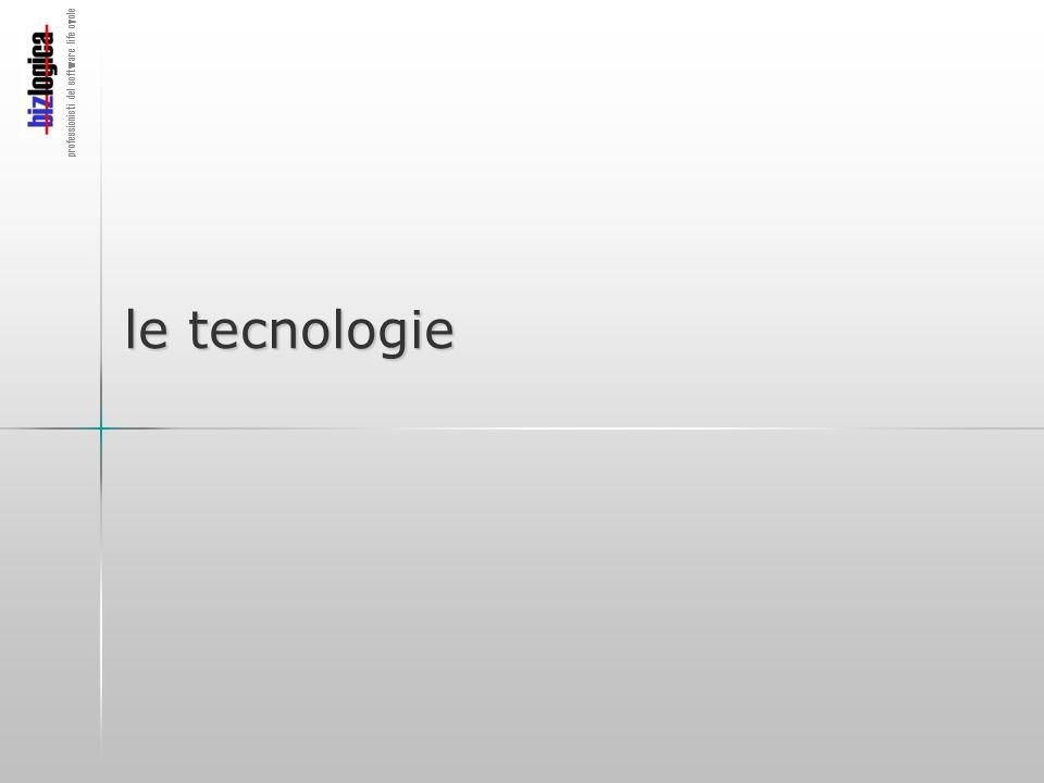professionisti del software life cycle le tecnologie