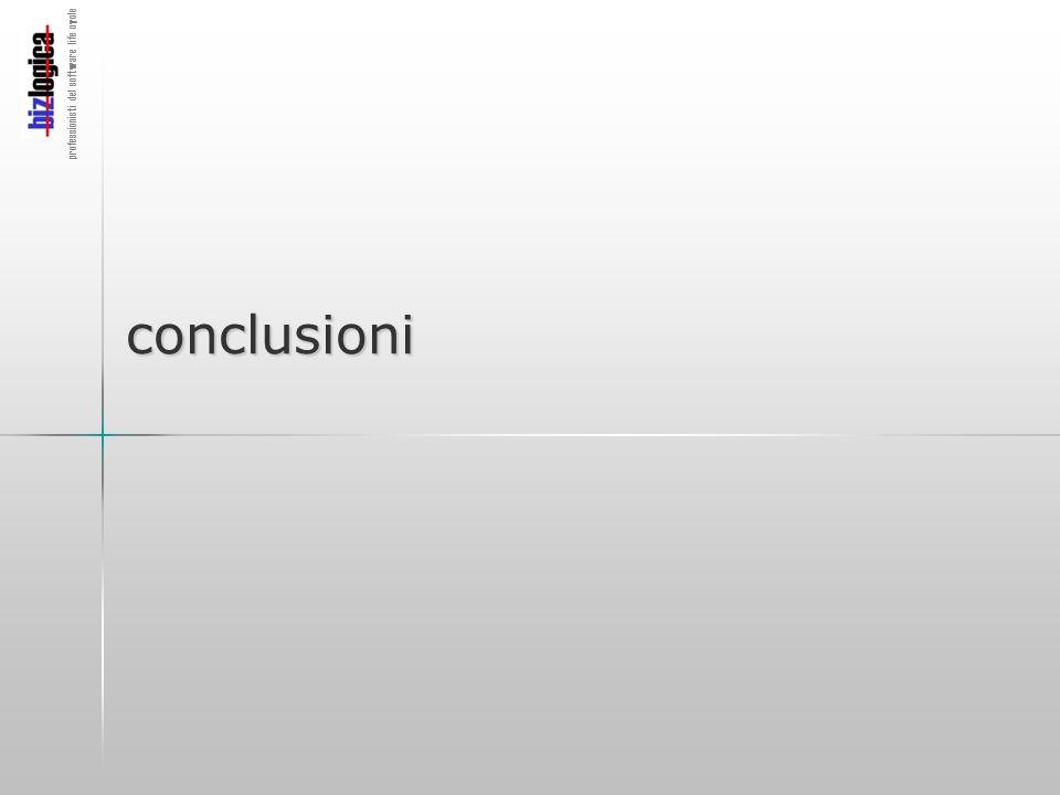 professionisti del software life cycle conclusioni