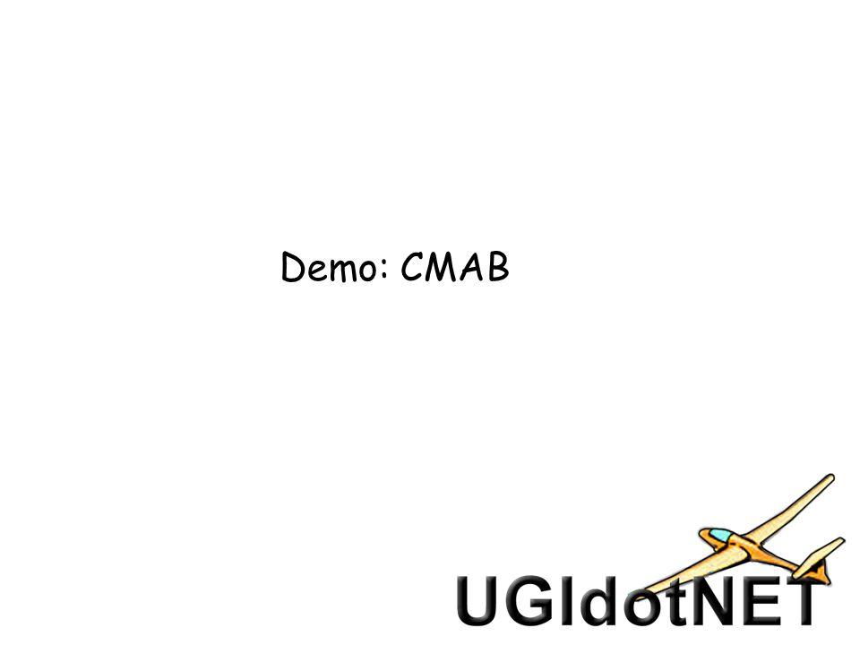 Demo: CMAB