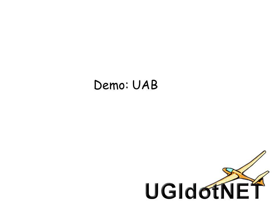 Demo: UAB