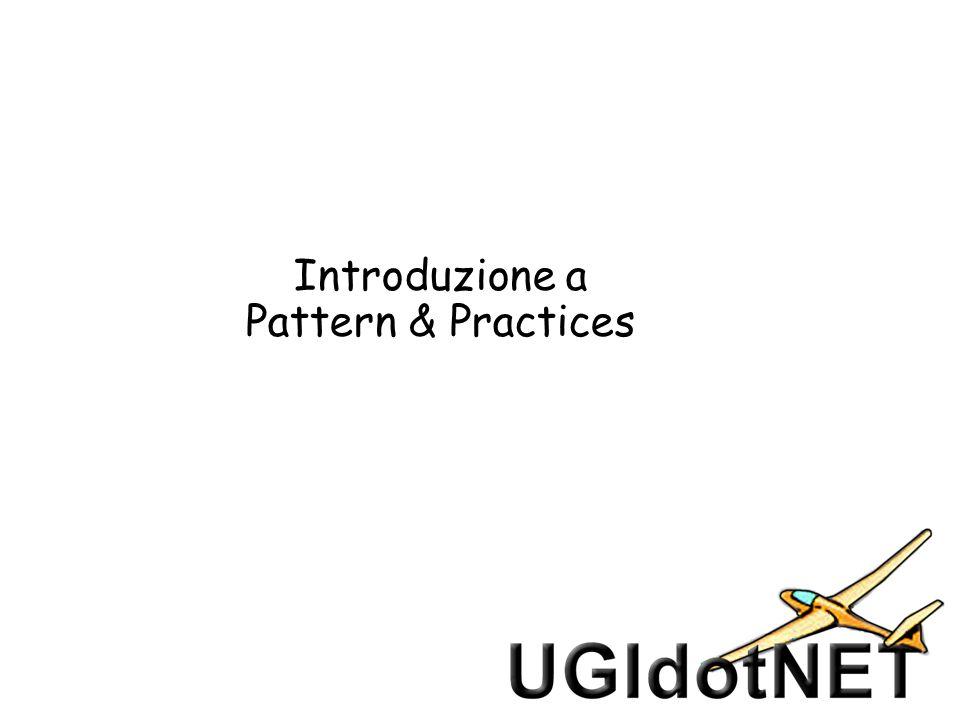 Introduzione a Pattern & Practices