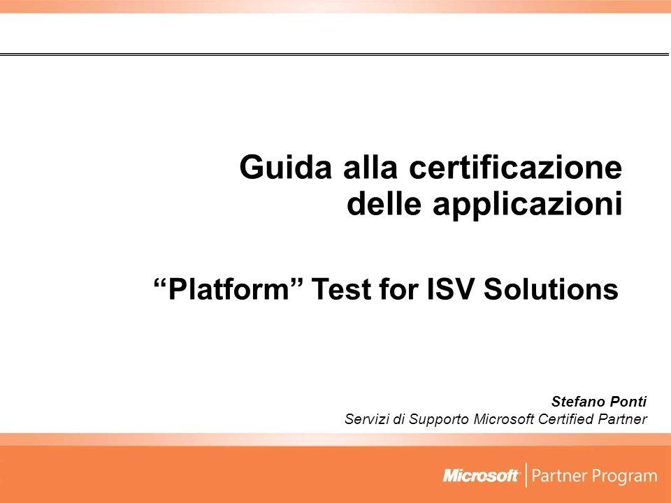 Panoramica tecnica dei requisiti delle applicazioni per ottenere le certificazioni