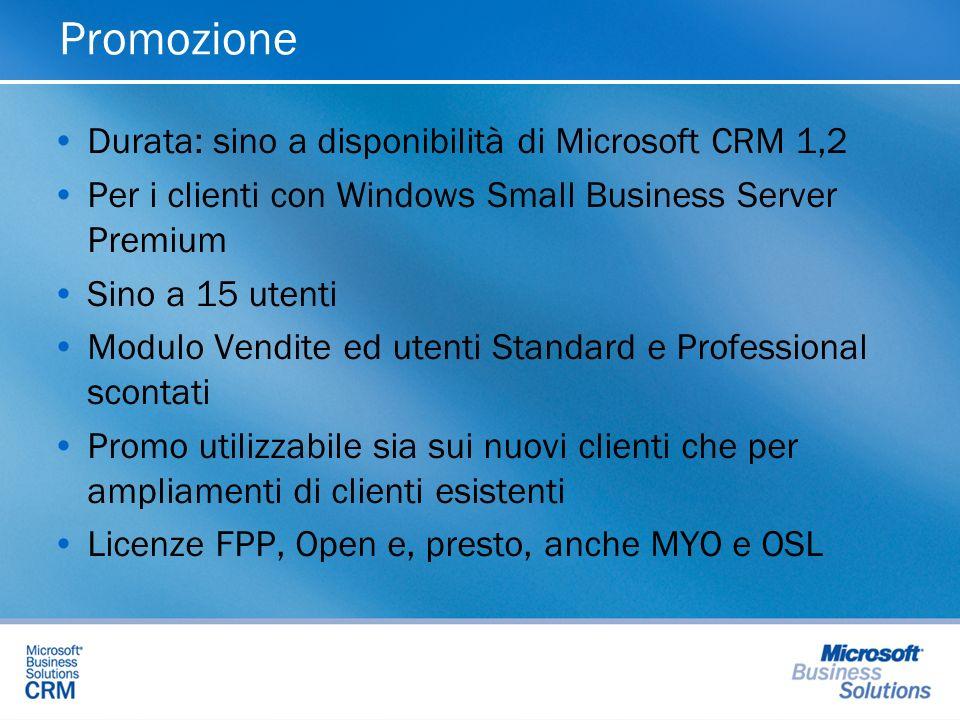 StandardProfessional Vendite + 5 utenti 1.940 3.840 Vendite + 10 utenti 3.240 7.040 Vendite + 15 utenti 4.540 10.240 Serv.