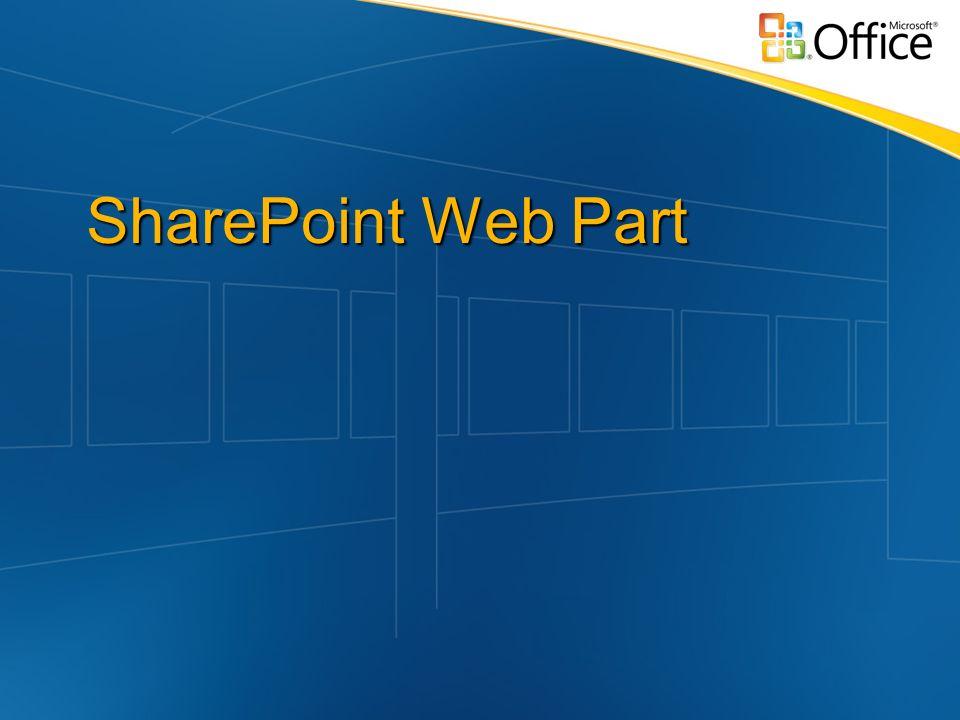 SharePoint Web Part