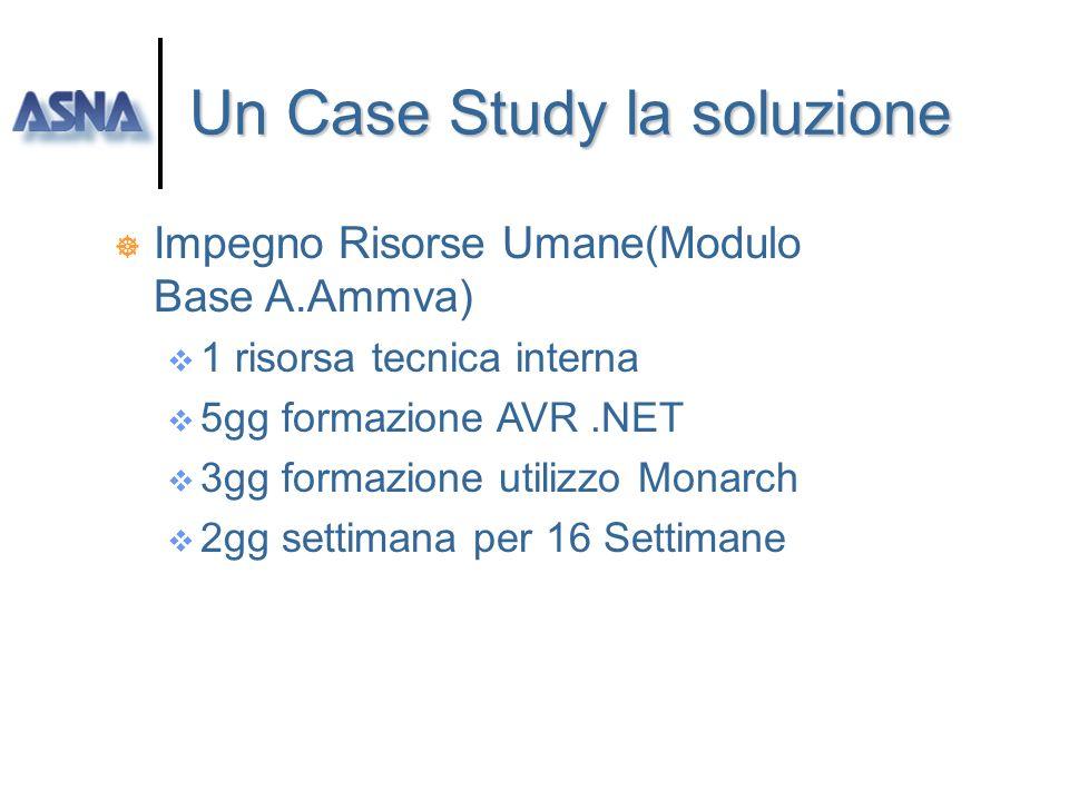 Un Case Study la soluzione ] I numeri della conversione ModuloRPGPGMCLPPGMDSDSPFPRTF Kernel (Modulo base)5634324011 E-nterprise CO (Contabilità aziend