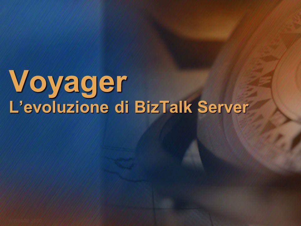 WWSMM 2000 Voyager Levoluzione di BizTalk Server