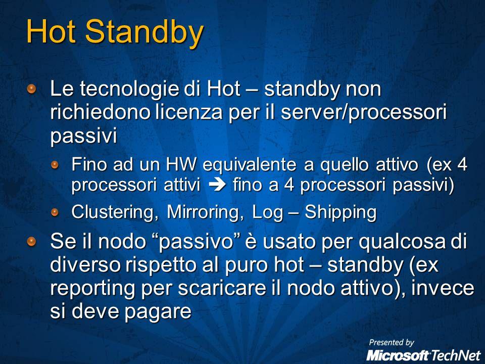Verifica dello schema e suggerimento di best practices SQL Server 2005 Upgrade Handbook Upgrade Advisor su microsoft.com Upgrade Advisor Get Ready!