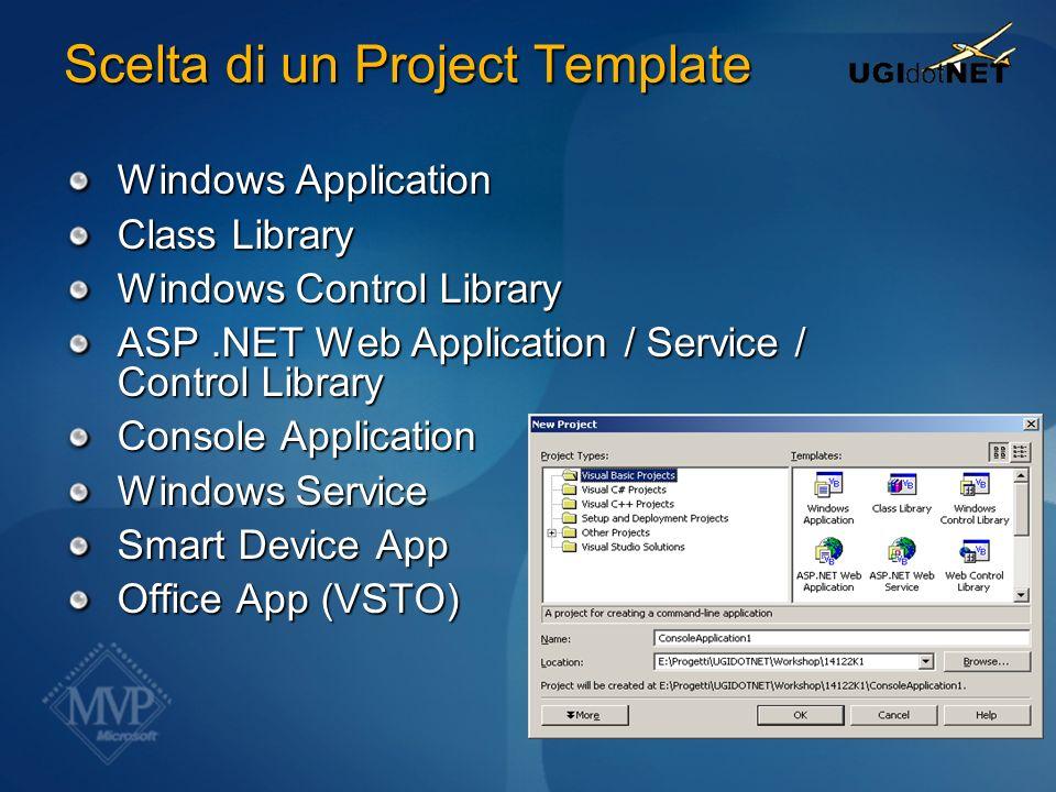 La classe DataSet E un contenitore disconnesso E assimilabile ad un vettore di matrici Permette di specificare vincoli e relazioni tra i dati contenuti E accessibile in scrittura Permette di propagare le modifiche su un DB Supporta nativamente la (de)serializzazione in formato XML