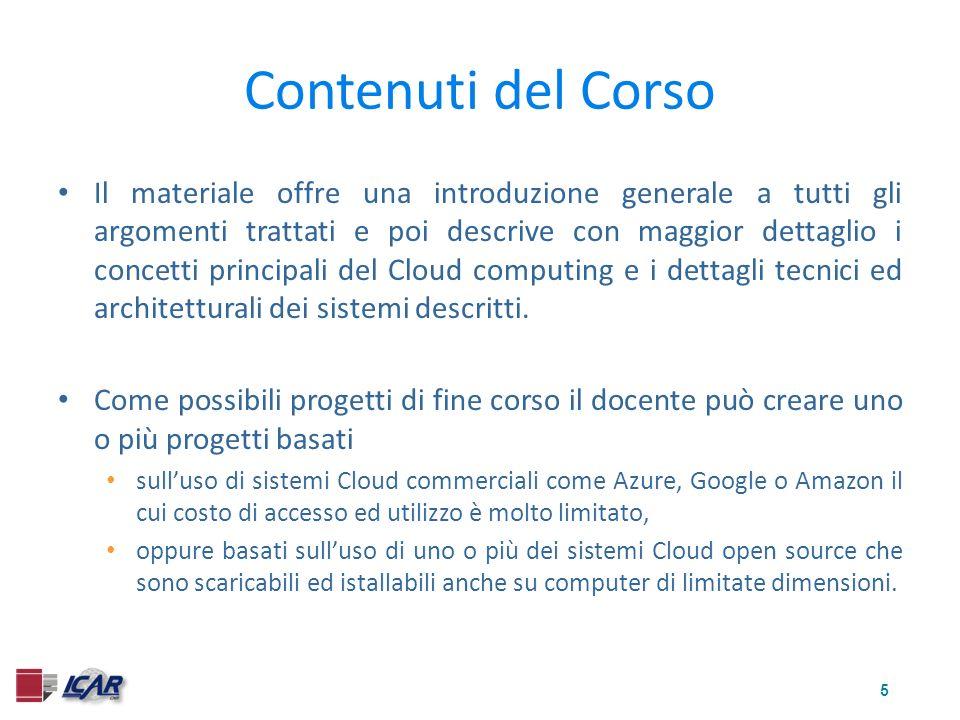 6 Lezione 1: Cloud Computing: Definizioni e Concetti