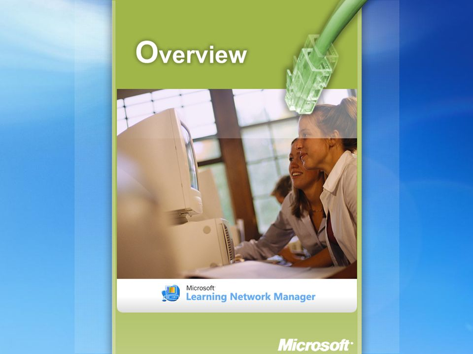 Your Potential. Our Passion Microsoft Overview