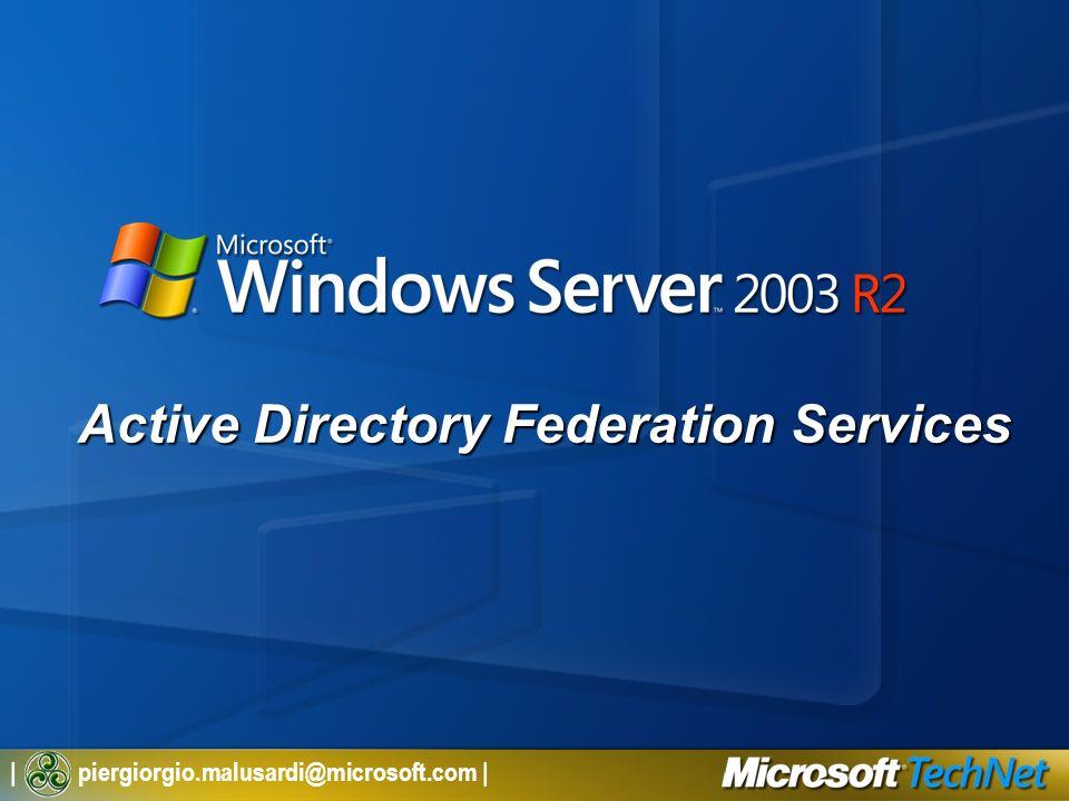 | piergiorgio.malusardi@microsoft.com | Active Directory Federation Services