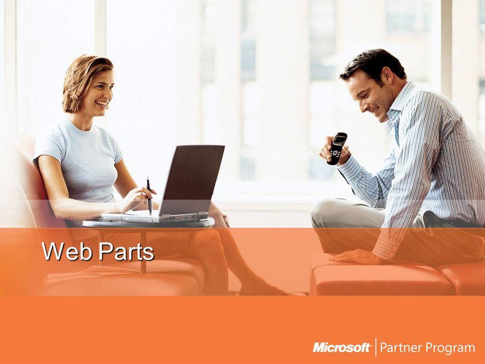 4 Hello World Creare una classe che… Creare una classe che… Eredita da Microsoft.SharePoint.WebPartPages.WebPart Eredita da Microsoft.SharePoint.WebPartPages.WebPart Overrides del metodo RenderWebPart Overrides del metodo RenderWebPart Utilizza HtmlTextWriter Utilizza HtmlTextWriter using Microsoft.SharePoint.WebPartPages; using System.Web.UI; namespace AcmeWebParts { public class WebPart1 : WebPart{ protected override void RenderWebPart(HtmlTextWriter output) { output.Write( Hello, World ); }