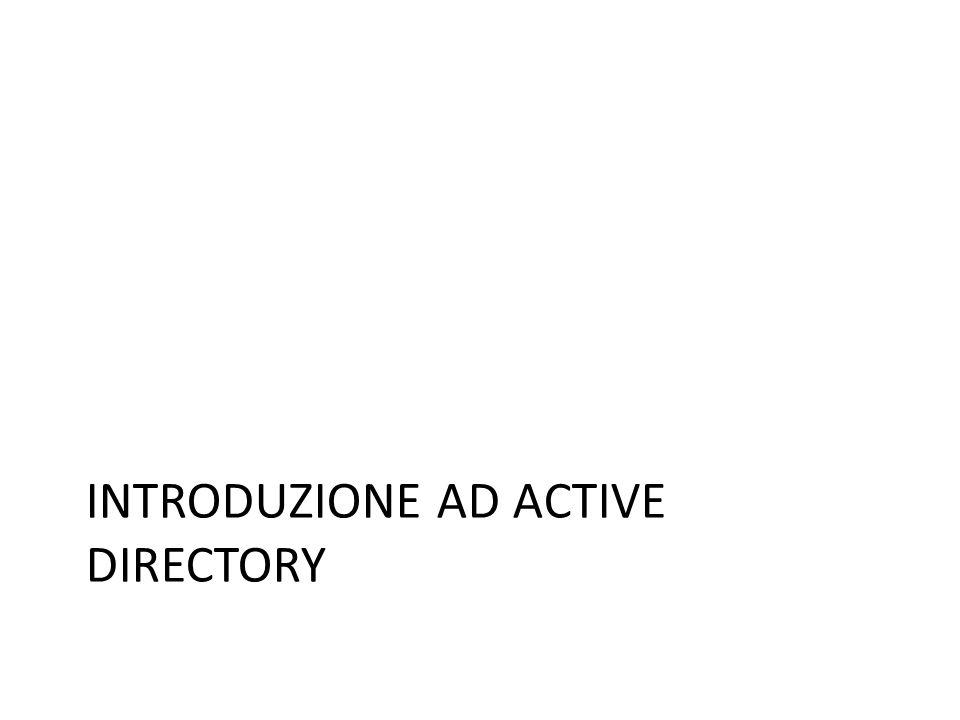   piergiorgio.malusardi@microsoft.com   Comè fatta Active Directory.