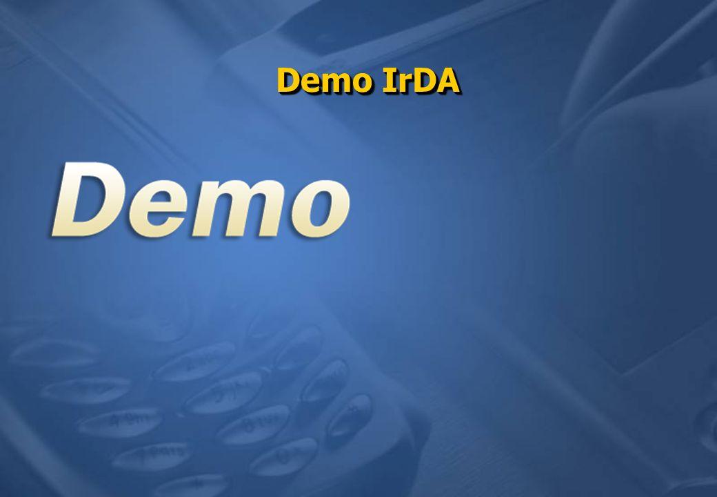 Demo IrDA