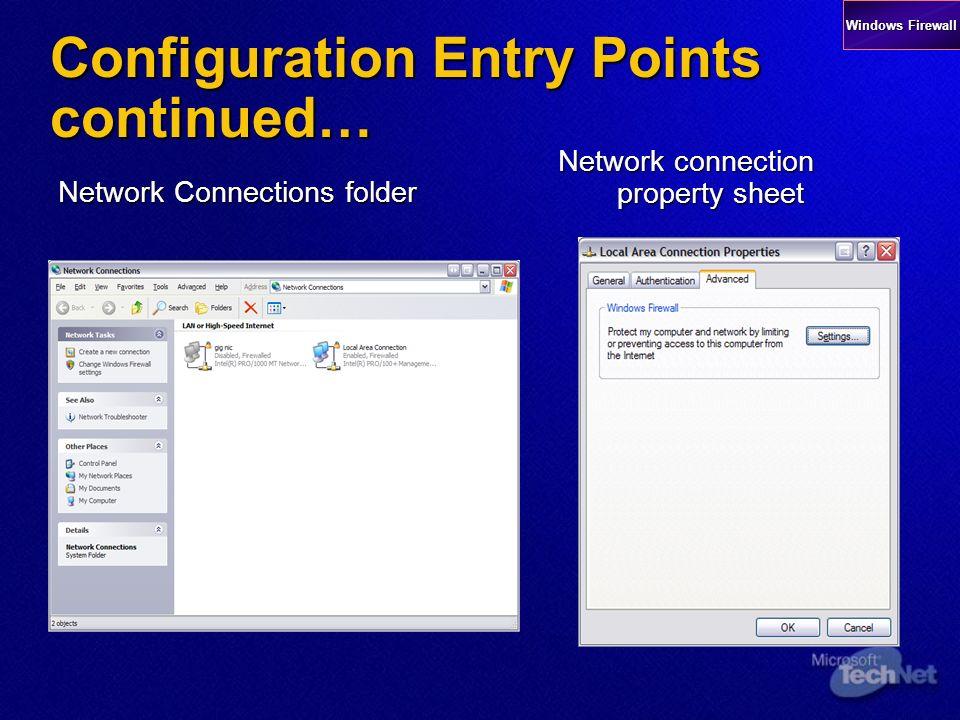 Windows Firewall Control Panel Windows Firewall