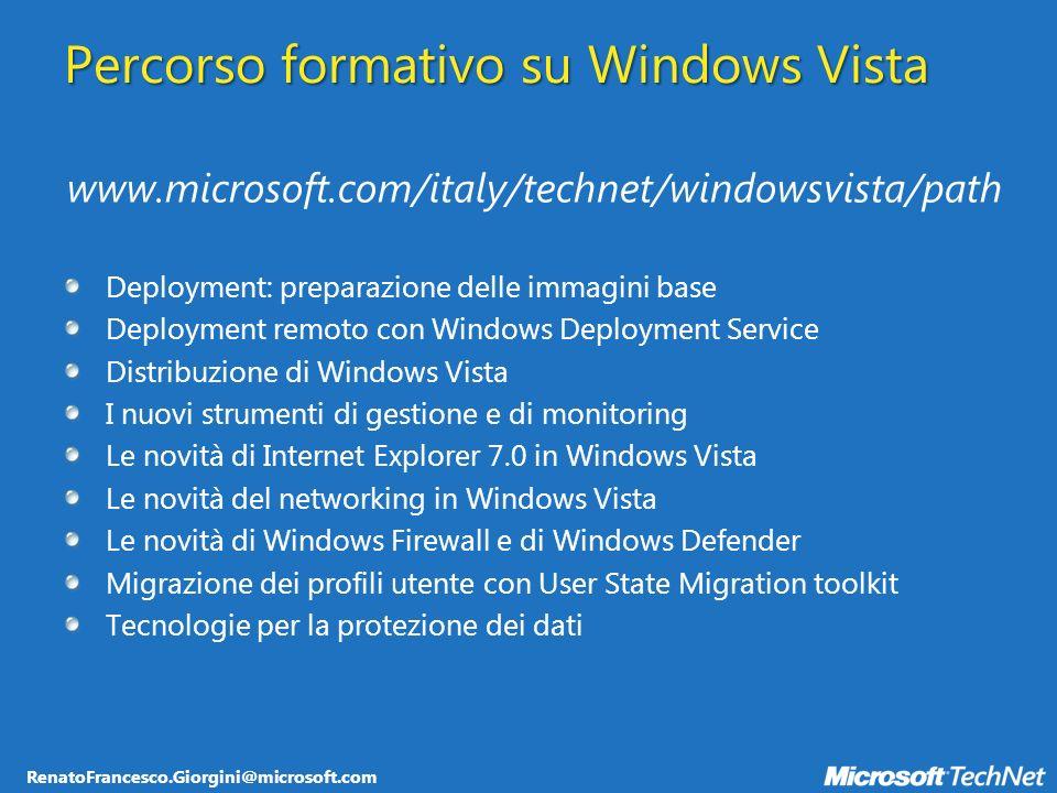 RenatoFrancesco.Giorgini@microsoft.com Compatibility Administrator