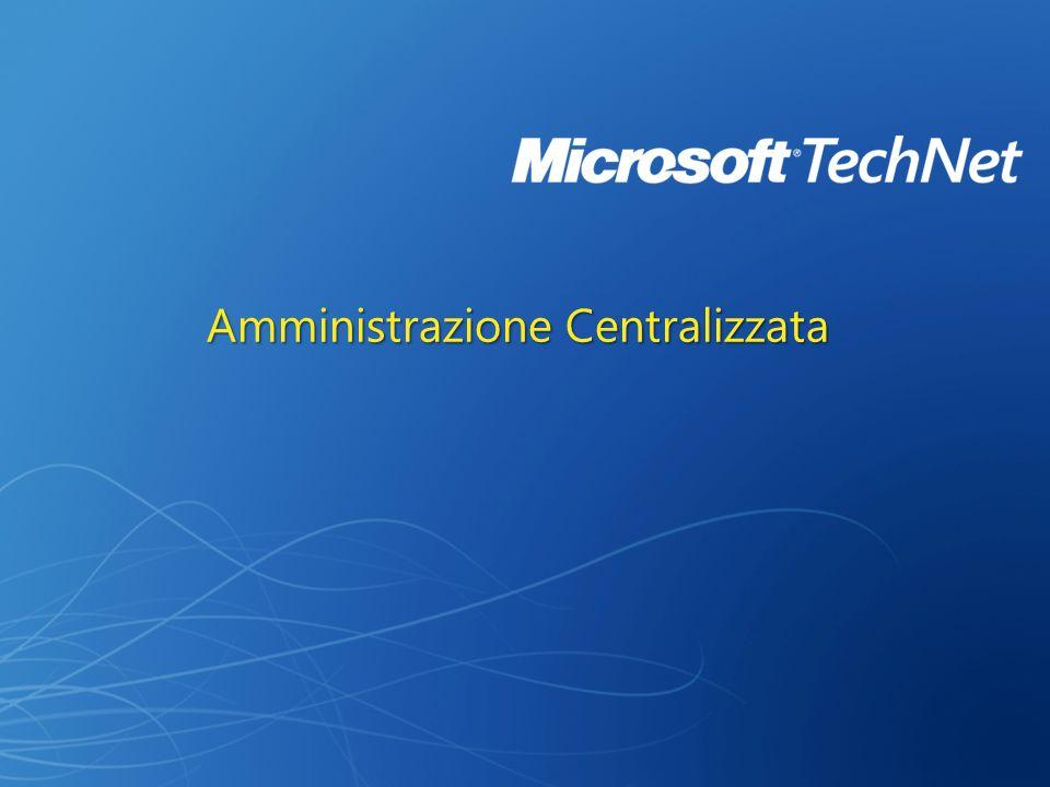 Amministrazione Centralizzata