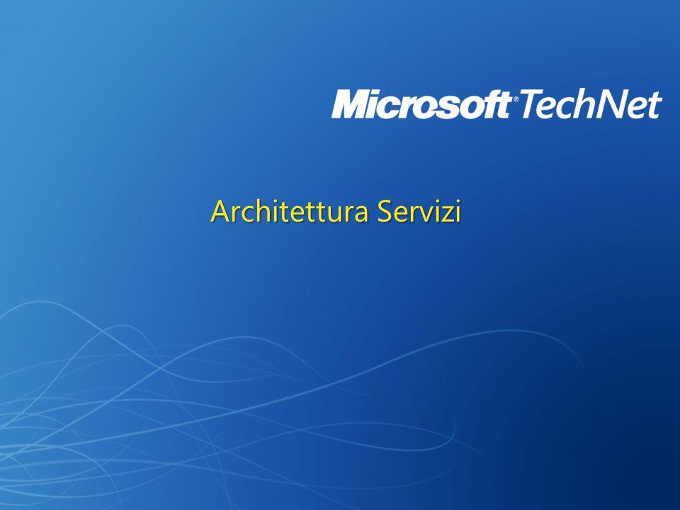 Architettura Servizi