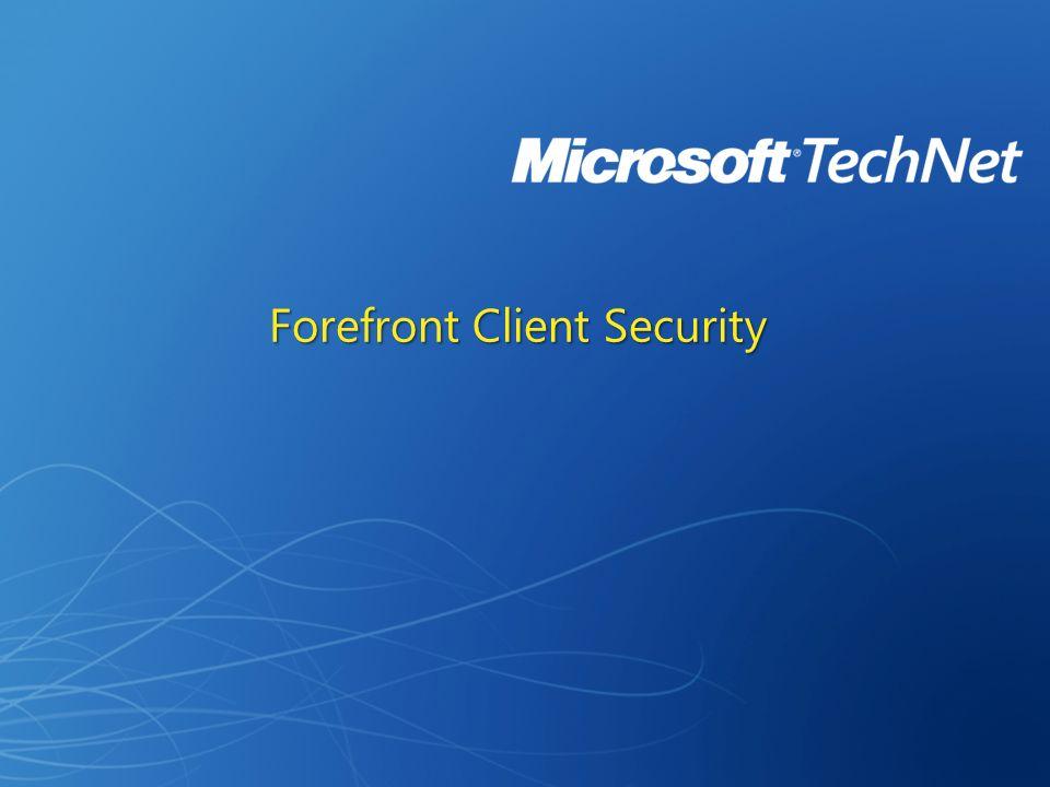 RenatoFrancesco.Giorgini@microsoft.com TechNet New Wave Tour Prodotti della famiglia Forefront Network Controllo Accessi Edge Server Applicativi Server e Client Aziendali
