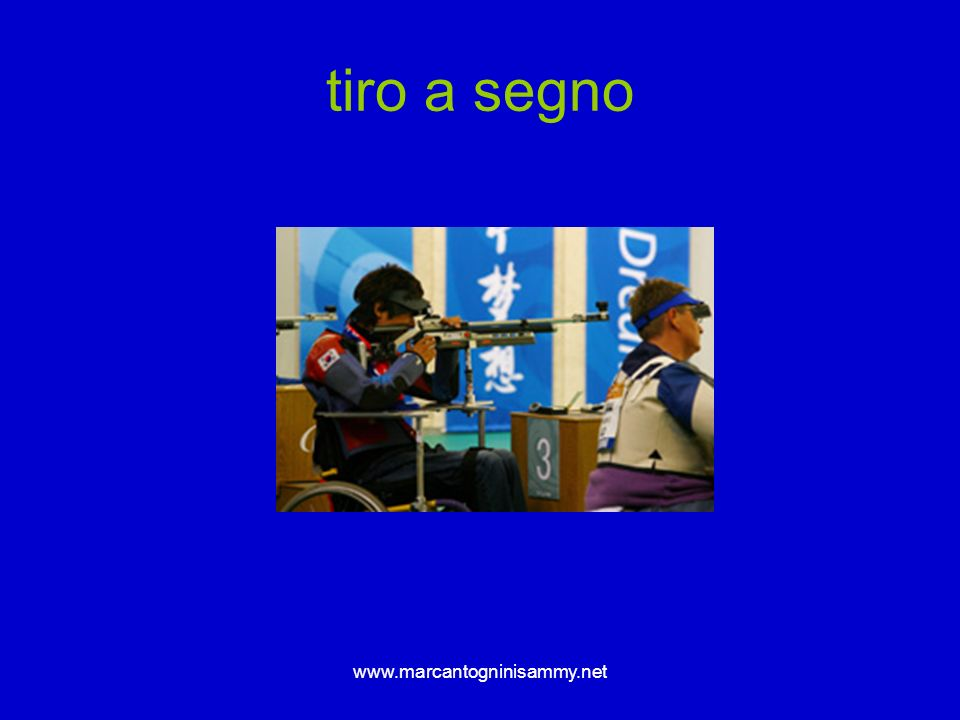 www.marcantogninisammy.net tiro a segno