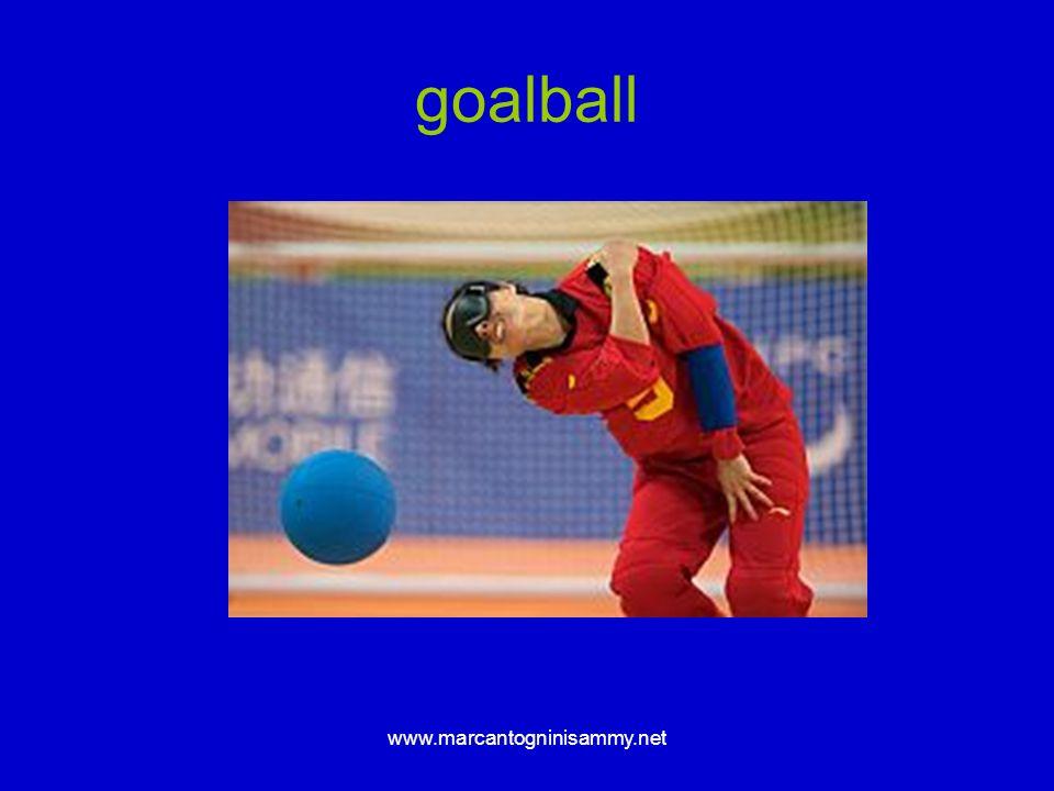 www.marcantogninisammy.net goalball