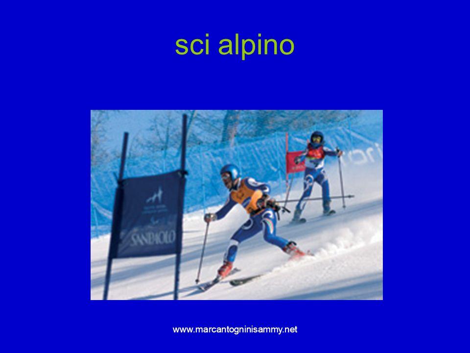 www.marcantogninisammy.net sci alpino