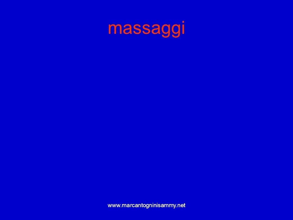 www.marcantogninisammy.net massaggi