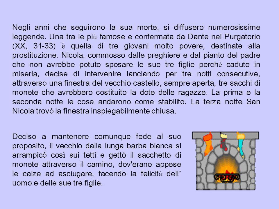 Negli anni che seguirono la sua morte, si diffusero numerosissime leggende. Una tra le pi ù famose e confermata da Dante nel Purgatorio (XX, 31-33) è