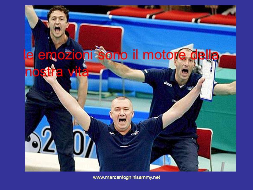 www.marcantogninisammy.net le emozioni sono il motore della nostra vita