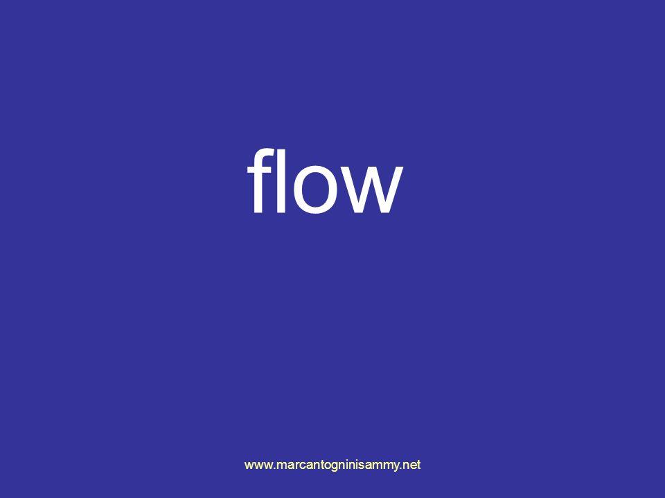 www.marcantogninisammy.net e uno stato psicofisico che permette allatleta di essere completamente immerso nella prestazione, caratterizzato da unintensa concentrazione, completo coinvolgimento, e ottimo successo nellazione.