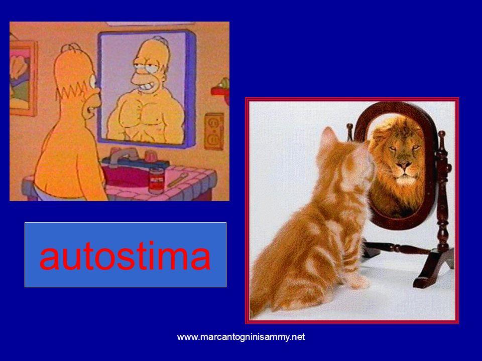 www.marcantogninisammy.net autostima