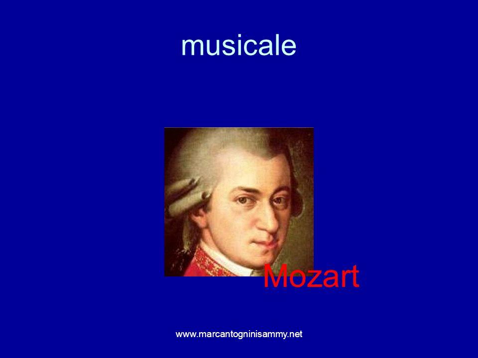 musicale www.marcantogninisammy.net Mozart