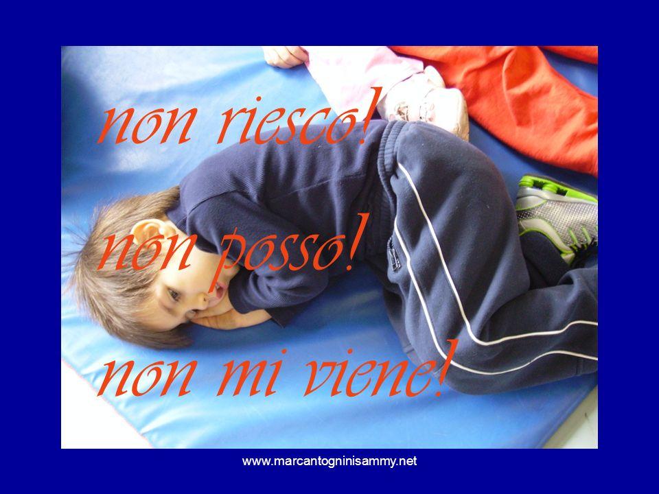 www.marcantogninisammy.net non riesco! non posso! non mi viene!