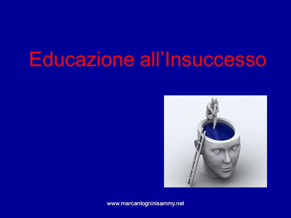 Educazione allInsuccesso