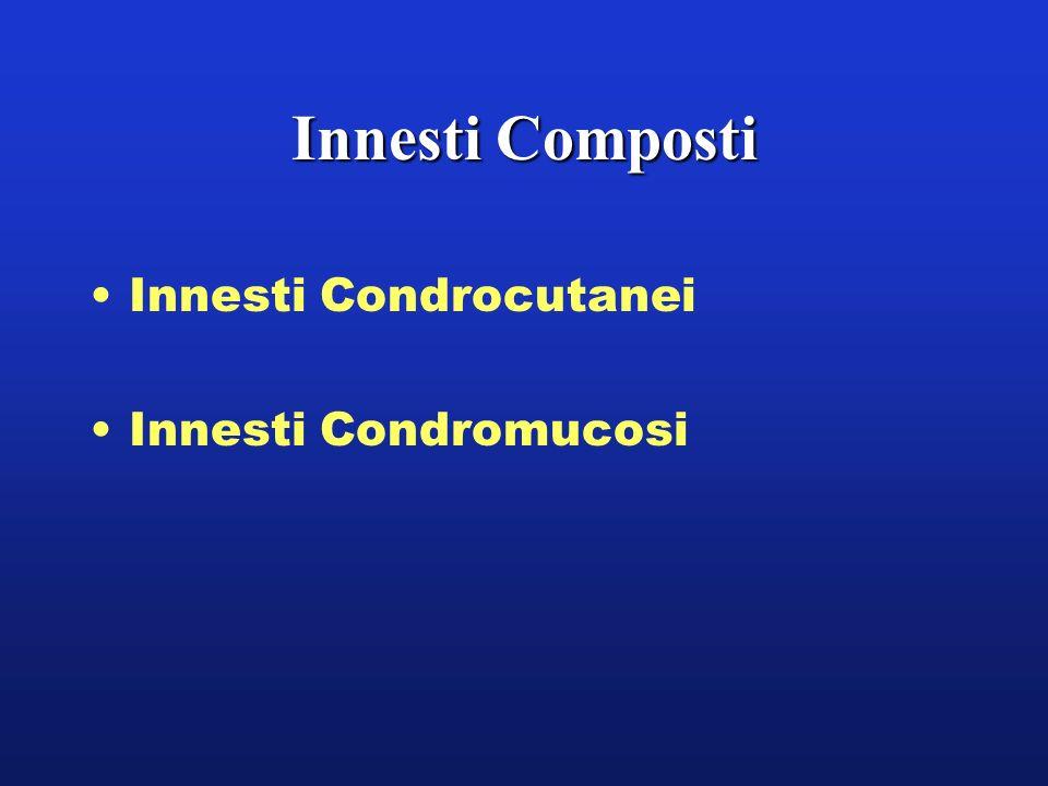 Innesti Composti Innesti Condrocutanei Innesti Condromucosi