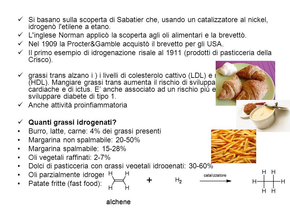 È possibile determinare la quantità di grassi trans negli alimenti confezionati leggendo letichetta ( nome simile a oli parzialmente idrogenati).