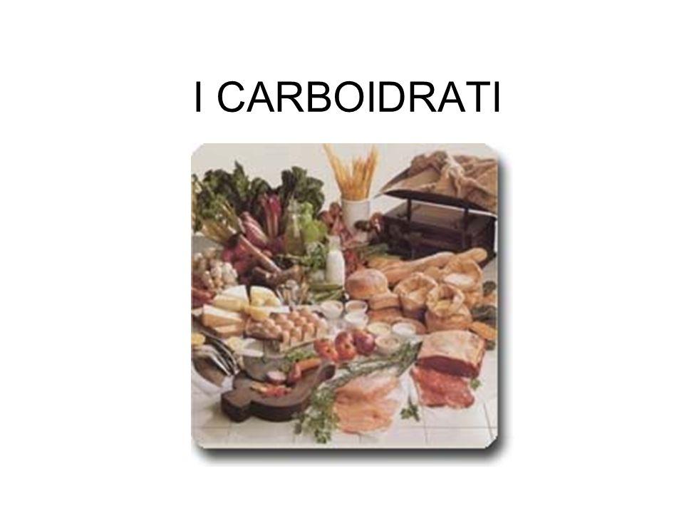 Cosa sono Carboidrati, detti anche glucidi (dal greco glucos = dolce) sono sostanze formate da carbonio ed acqua.