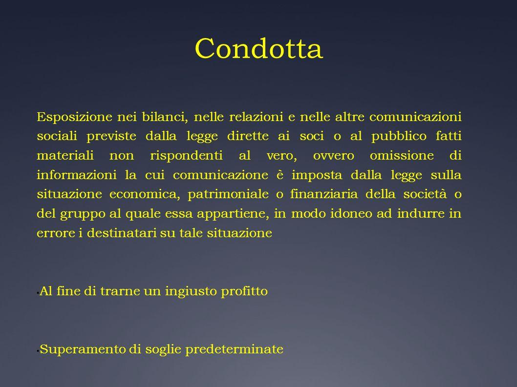 Giurisprudenza – art. 2621 c.c. Udinese calcio s.p.a. (Cass. 14.12.1994)