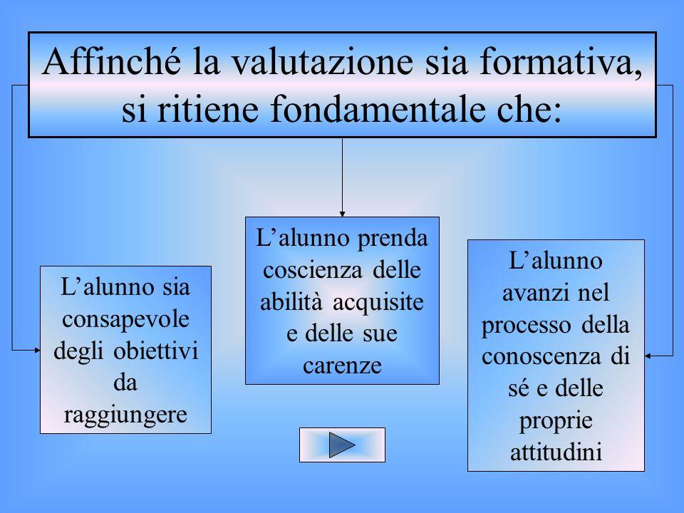 VALUTAZIONE La valutazione della qualità dell'istruzione consiste nella rilevazione e nell'interpretazione di informazioni relative allo svolgimento d