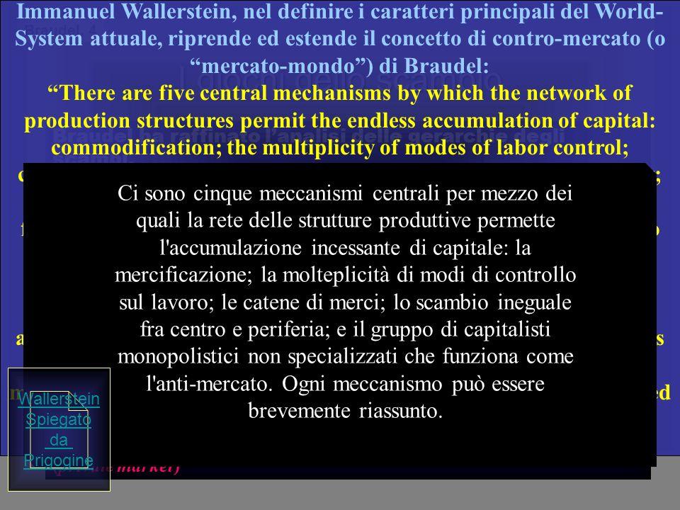 La storia materiale La prima edizione di Civiltà materiale, economia e capitalismo, lavoro iniziato da Braudel nel 1950, portava il titolo assai signi