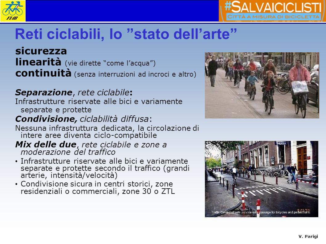 V. Parigi modello di mobilità europeo equilibrio con minore impatto di auto e moto intervenire su quote di mobilità, più spostamenti: a piedi (< 500-6