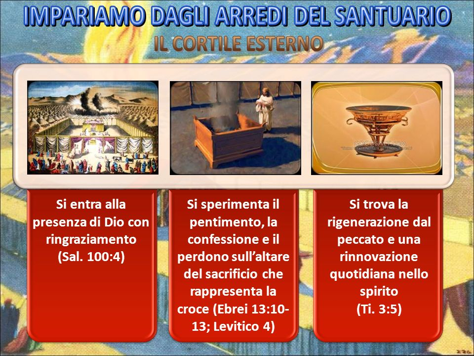 Si trova lalimento spirituale quotidiano della Parola di Dio nella tavola dei pani (Giov.
