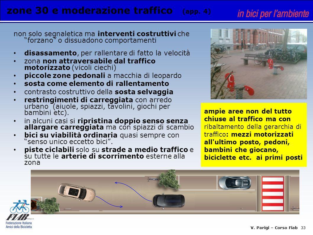 V. Parigi – Corso Fiab 32 corsie preferenziali (app.