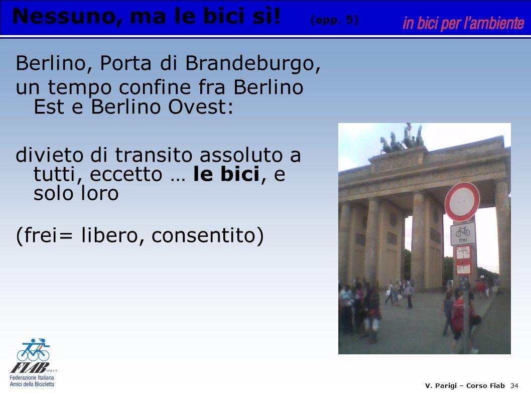 V. Parigi – Corso Fiab 33 zone 30 e moderazione traffico (app.