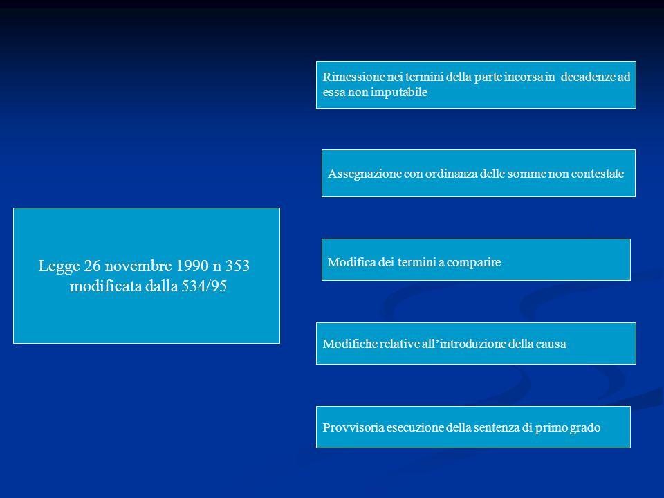 Il regolamento (CE) 1206/2001 ( in vigore dal 1 gennaio 2004) è pubblicato in Gazzetta Ufficiale europea n.