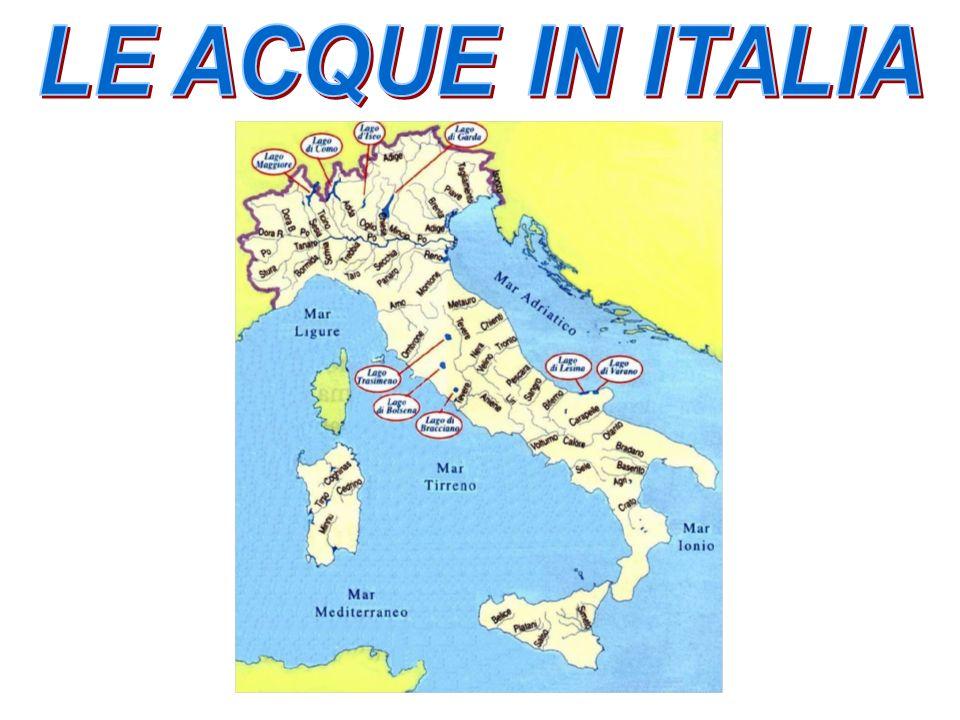 Le regioni a rischio Puglia, Basilicata, Calabria, Sicilia e Sardegna sono in avanzato stato di desertificazione. Anche le regioni del centro nord, in