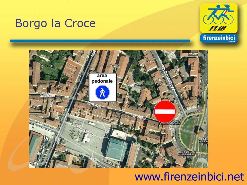 Borgo la Croce
