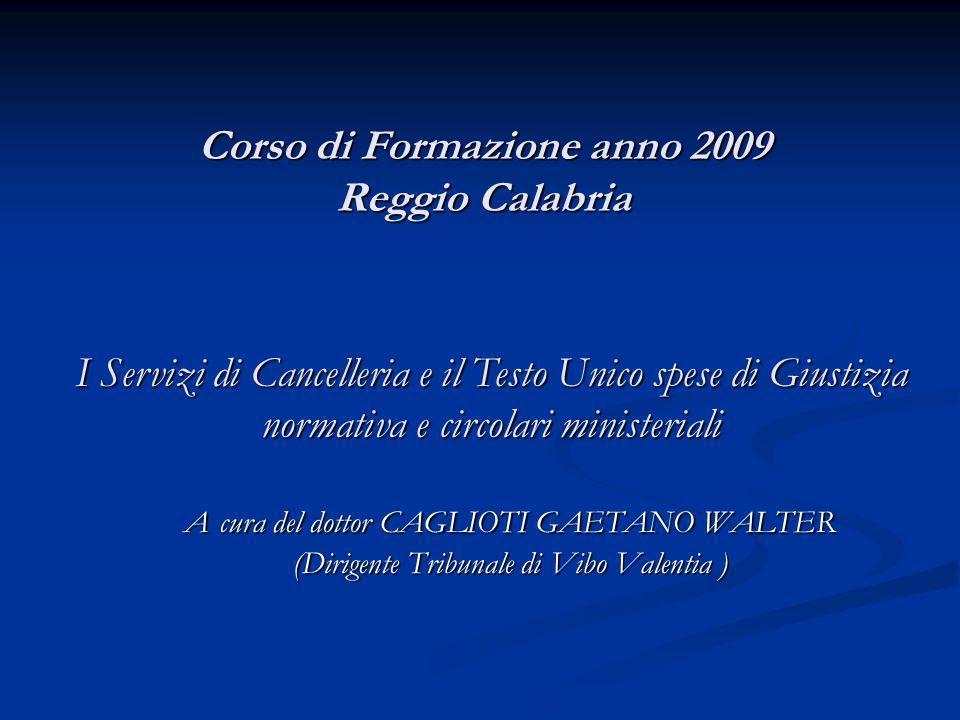 Contributo unificato nel processo civile, penale e amministrativo Cenni generali e normativa di riferimento;