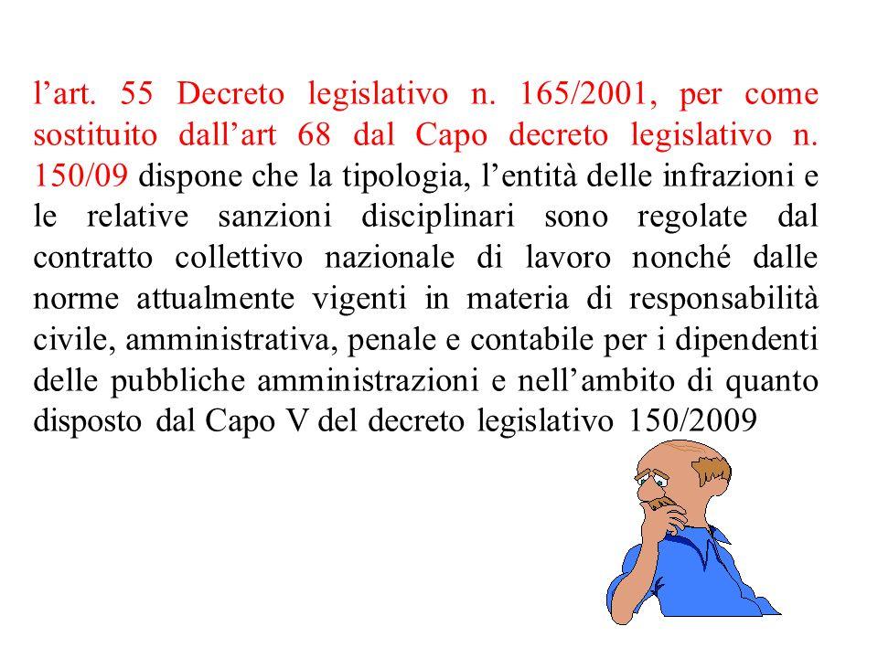 lart.55 Decreto legislativo n.
